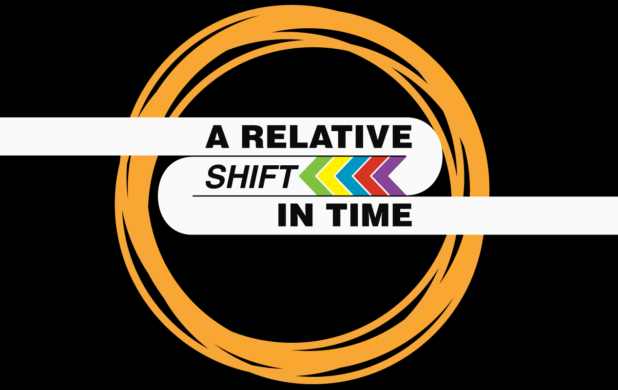 A Relative Shift In Time key art