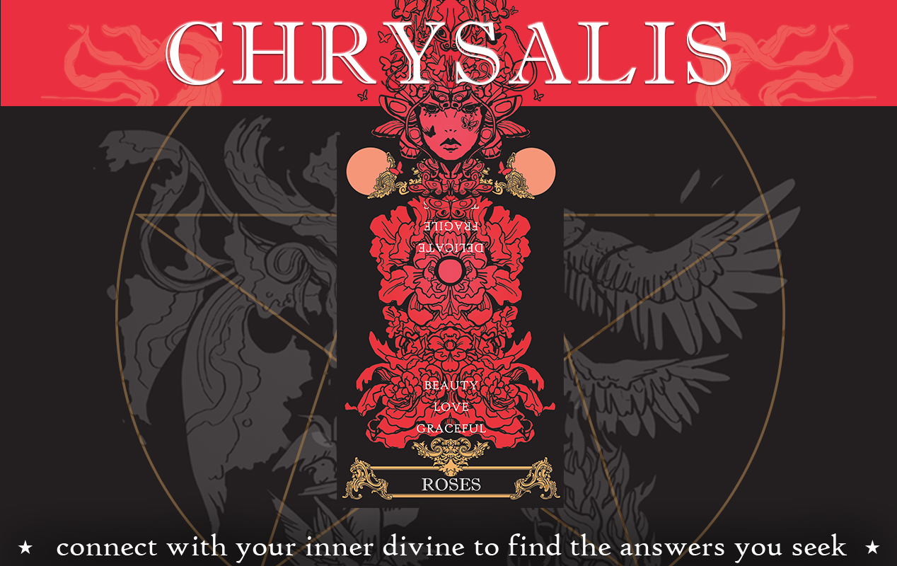 Chrysalis key art