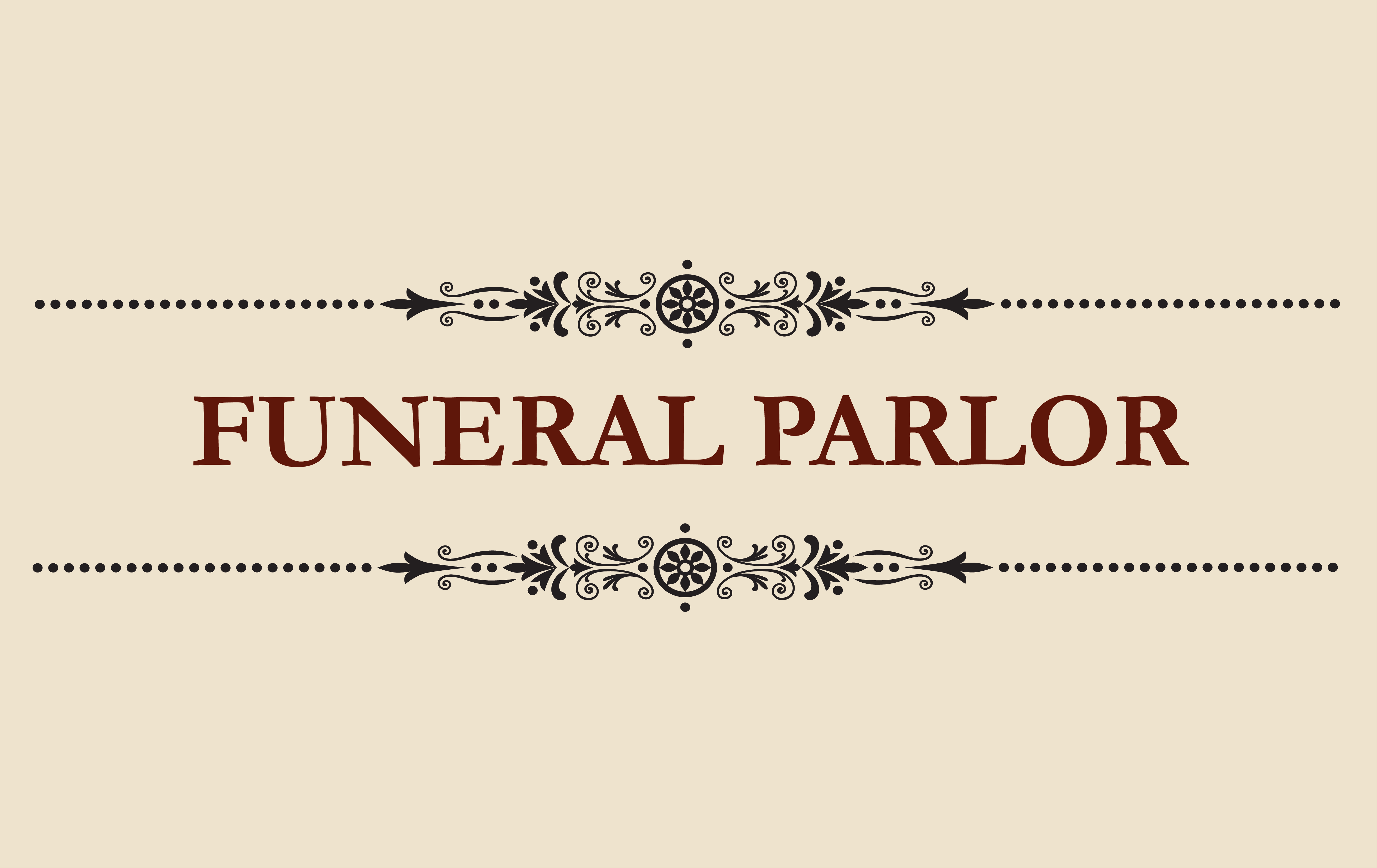 Funeral Parlor key art