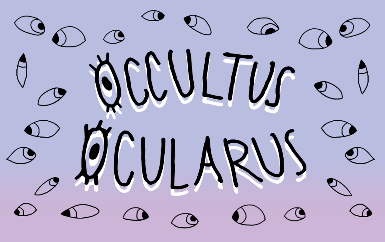 Occultus Ocularus key art