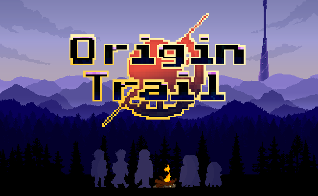 Origin Trail key art