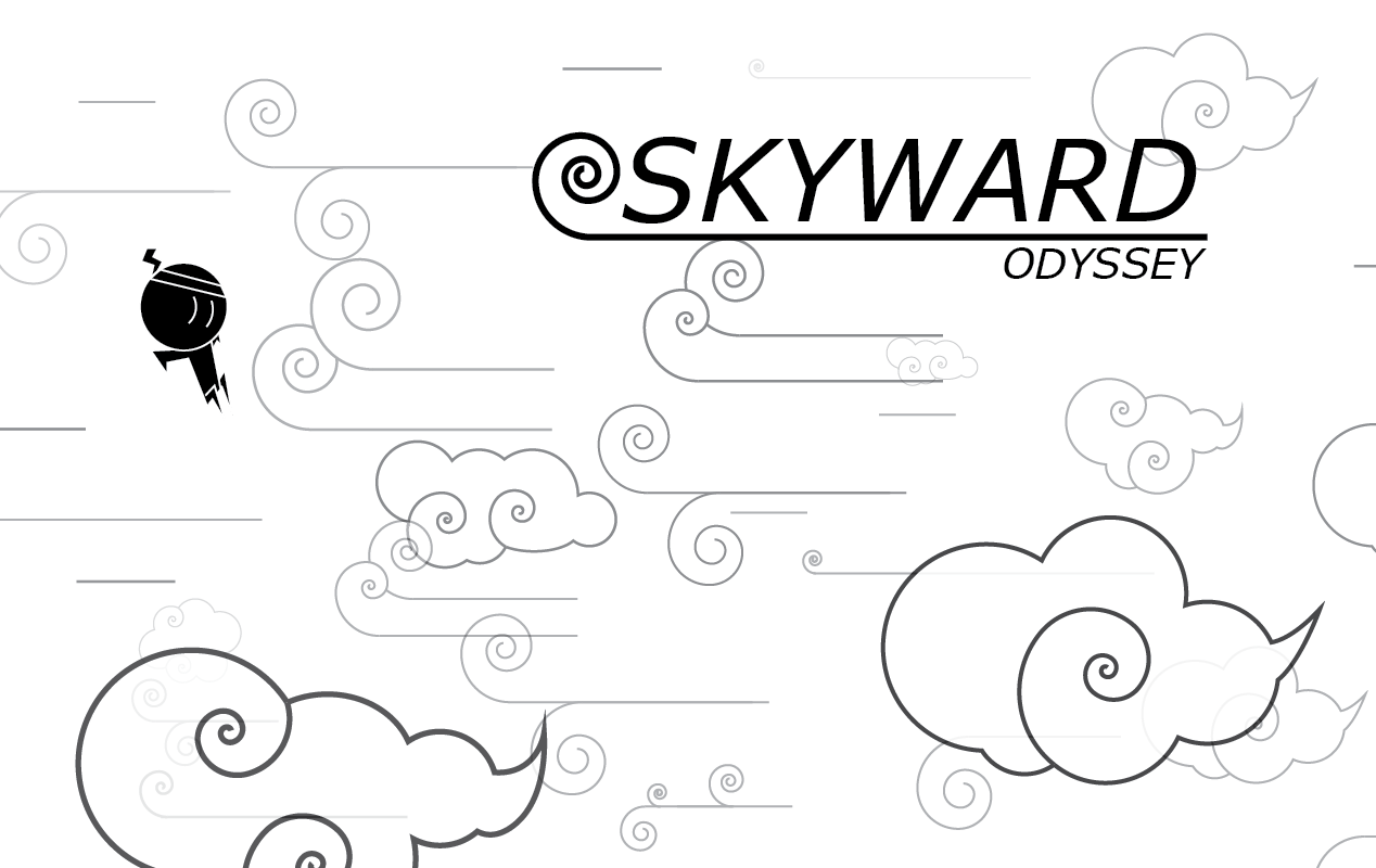 Skyward Odyssey key art