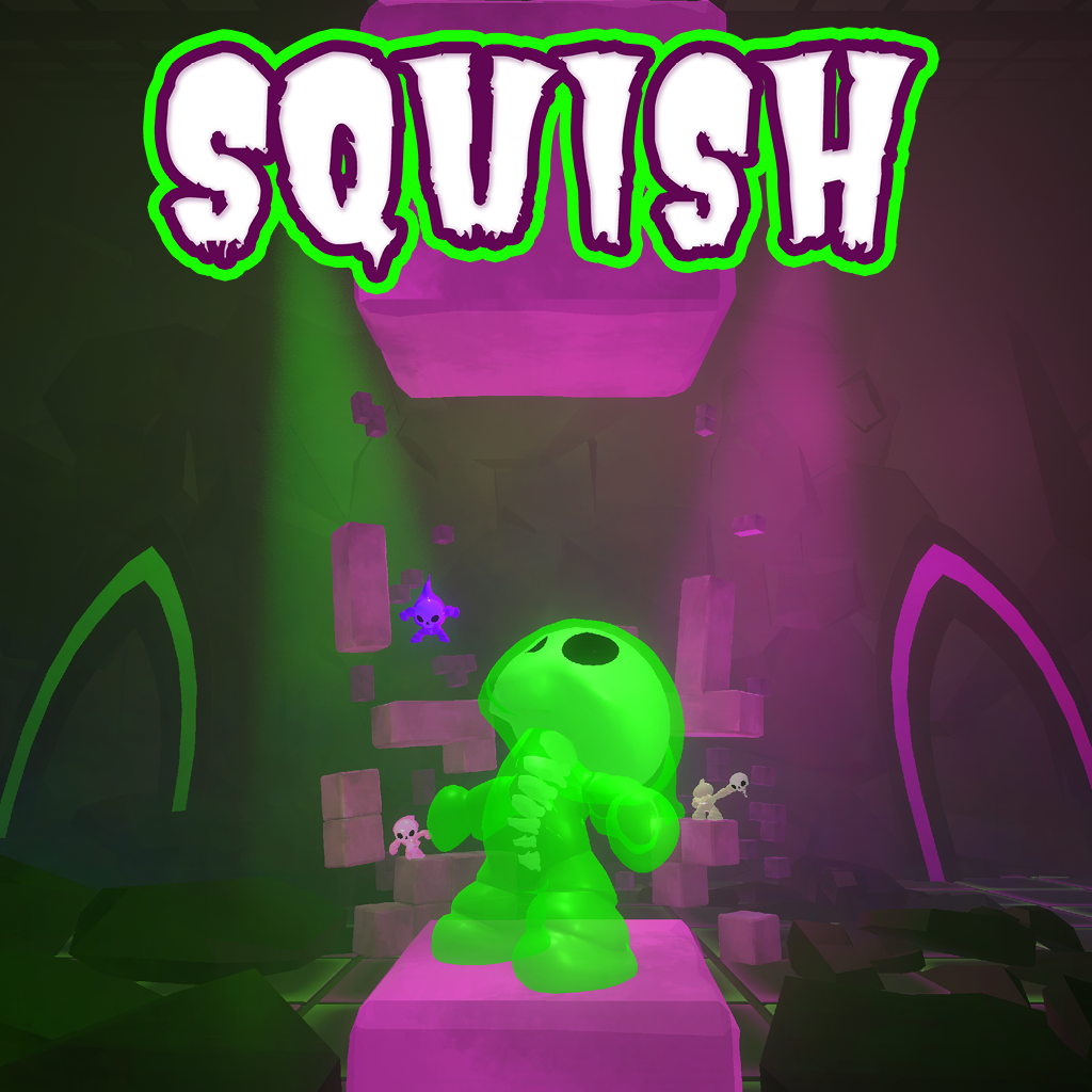 Squish key art