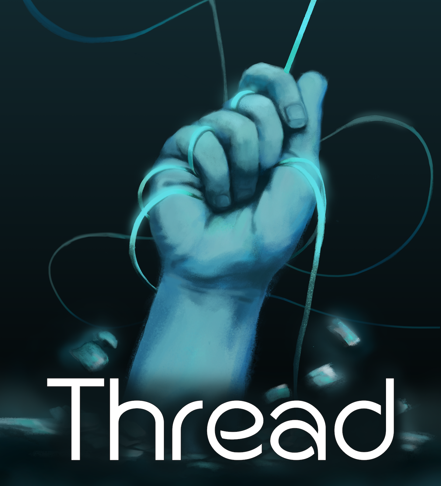 Thread key art