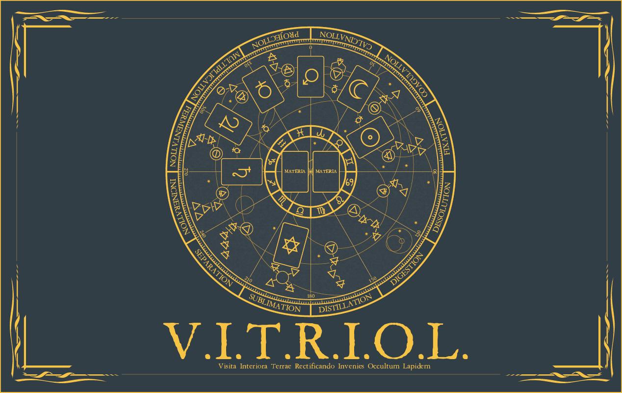 V.I.T.R.I.O.L. key art